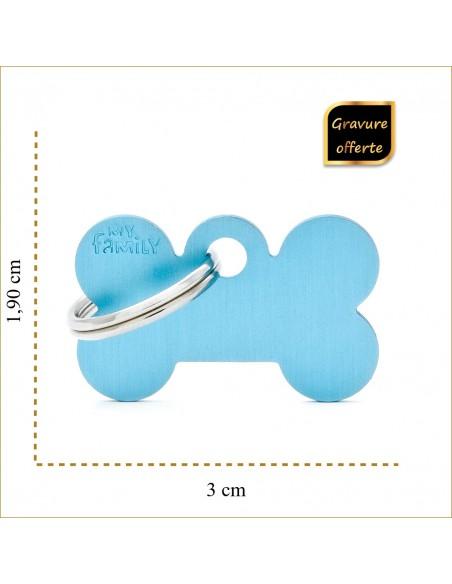 medaille-petit-os-bleu-azur-pour-chien-et-chat-taille