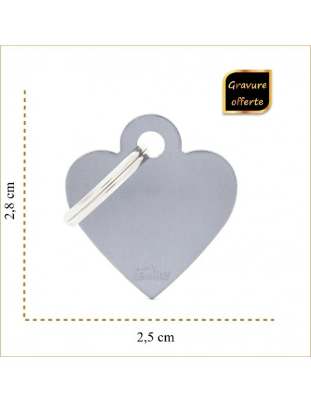 medaille-petit-coeur-gris-personnalisees-chien-chat-taille