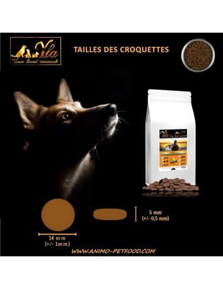 croquettes-sans-cereales-chien-au-canard-taille