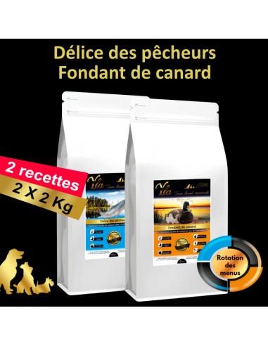 hypoallergenique-alimentation-sans-cereale-chien-delicat