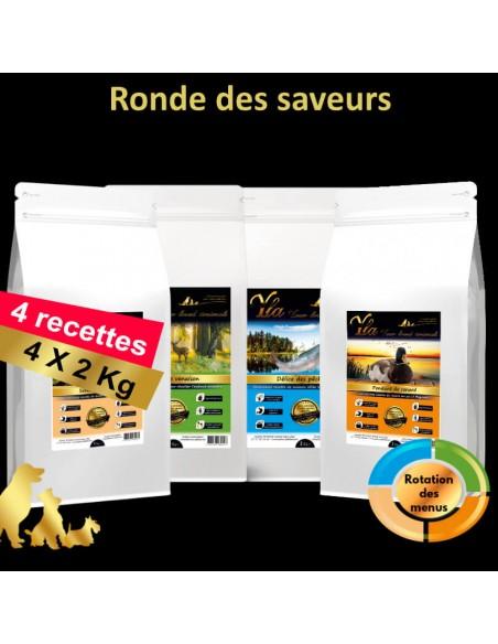 rotation-aliments-pour-chien-4-recettes