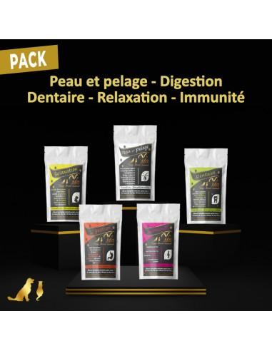 friandises-fonctionnelles-pour-chien-et-chat-dentaire-peau-et-pelage-immunite-digestion-relaxation