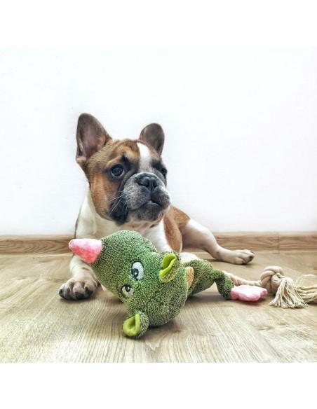 "Jouet Peluche pour chien  ""Rhino"""