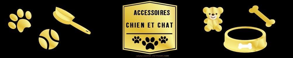Accessoires pour chien et chat