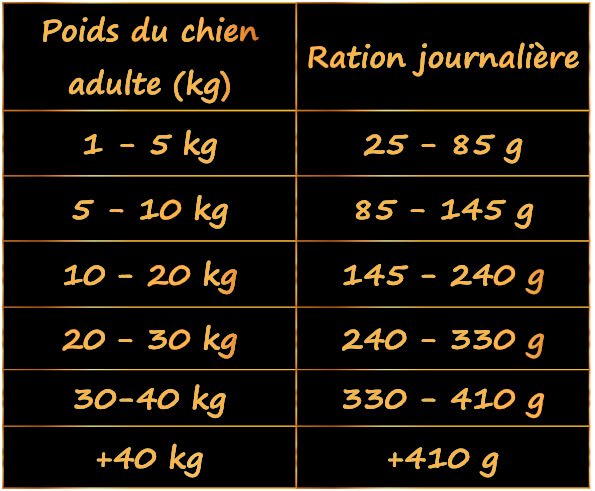 guide-alimentaire-chien