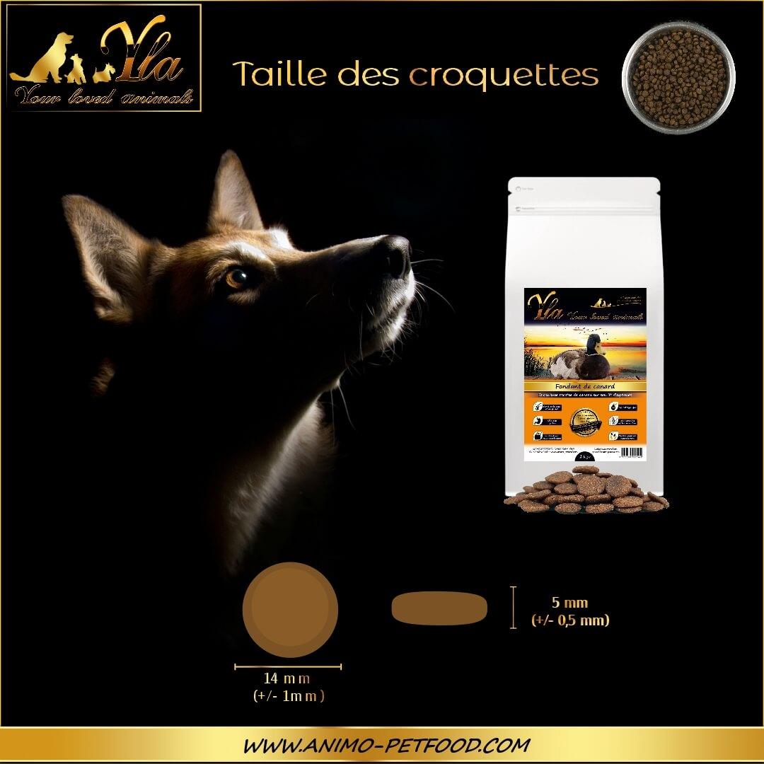 croquette-pour-chien-au-canard