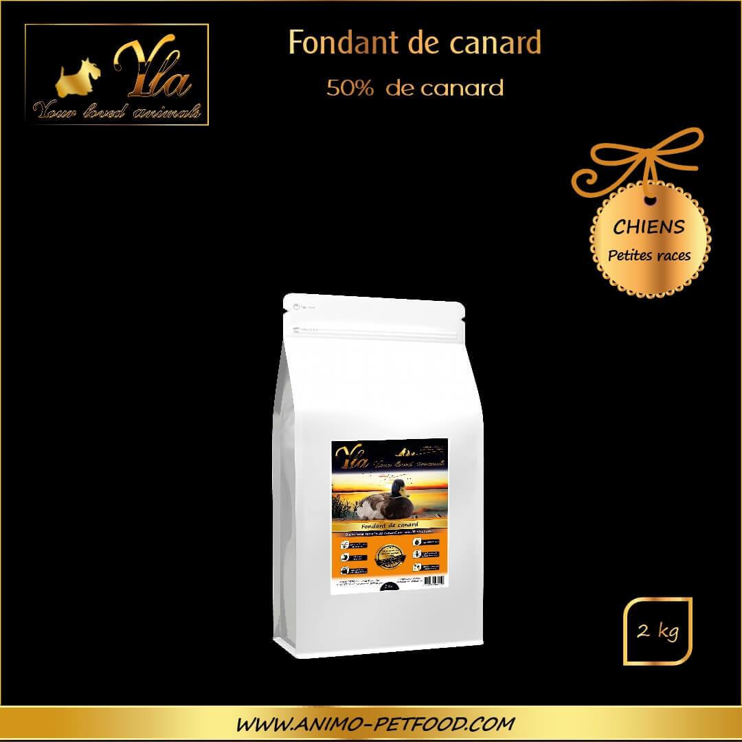 croquettes-sans-cereales-hypoallergeniques-petit-chien-au-canard