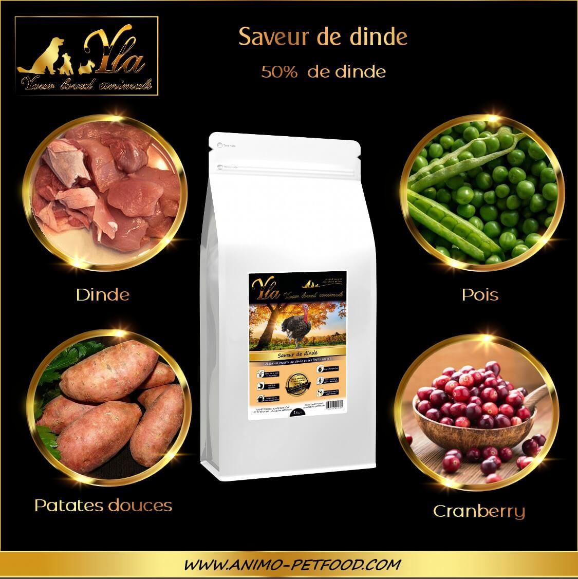 croquettes-sans-cereales-chien-a-la-dinde-ingredients