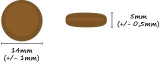taille croquettes sans céréales
