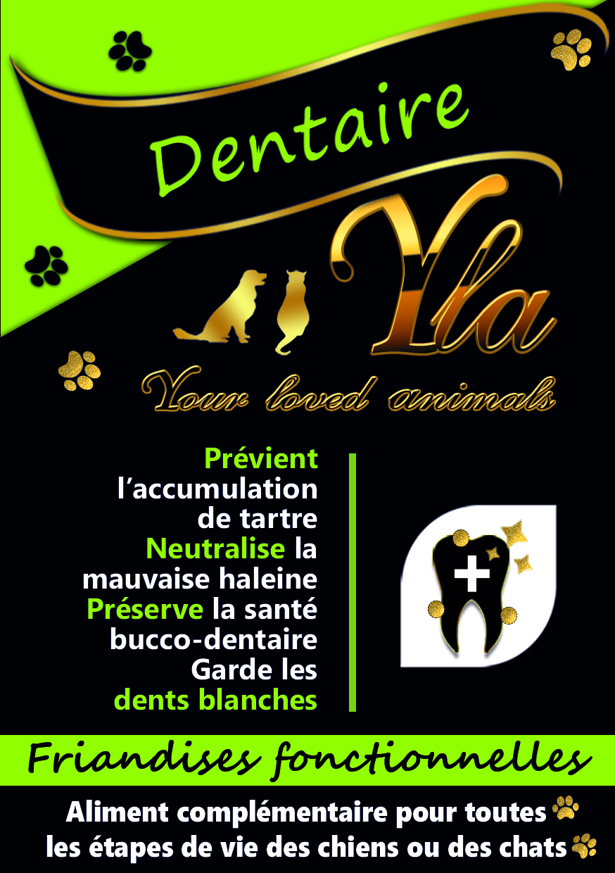 Friandises_Dentaire - Dental Treat - chien-chat