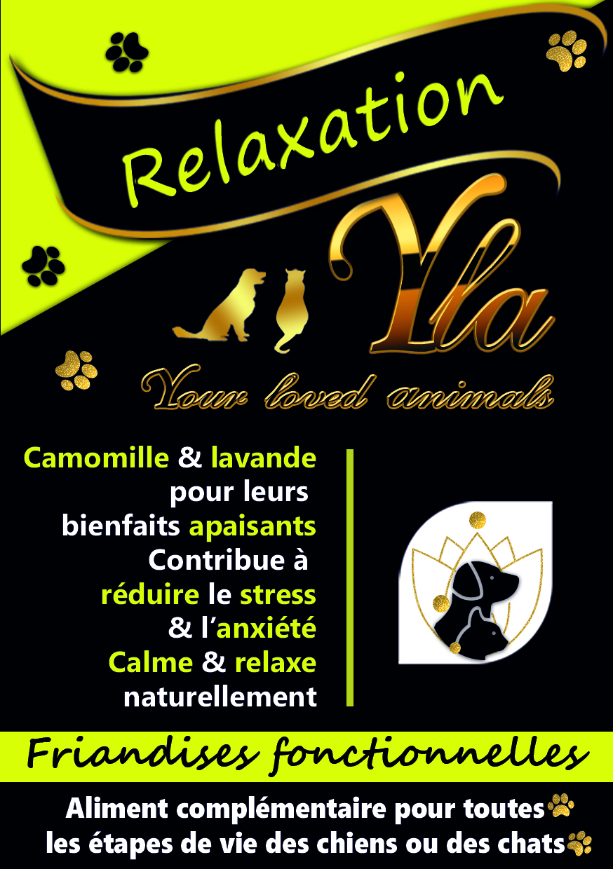 Friandises_Relaxation-Calming Treat -chien-chat-friandises naturelles